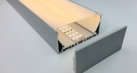 Pendant Wide LED Profile
