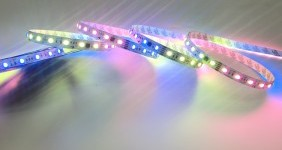 DMX512-Pixel LED Strip