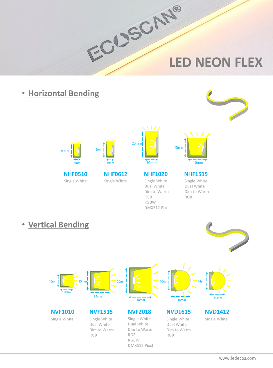Family_LED NEON - ECOS GROUP LTD